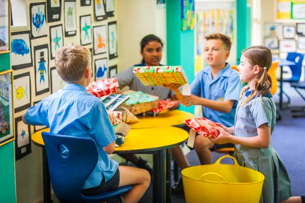 St Anthony's Catholic Primary School Clovelly Outreach