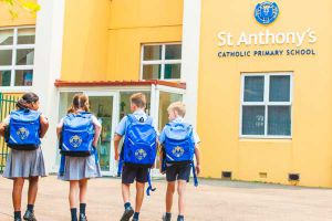 St Anthony's Catholic Primary School Clovelly Visit our school